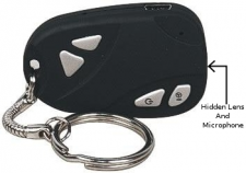 Keyless Entry Disguised Camera